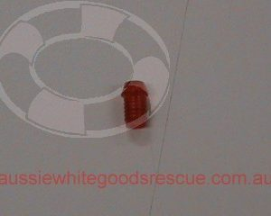 CONTROL LAMP COVER (RED)-S
