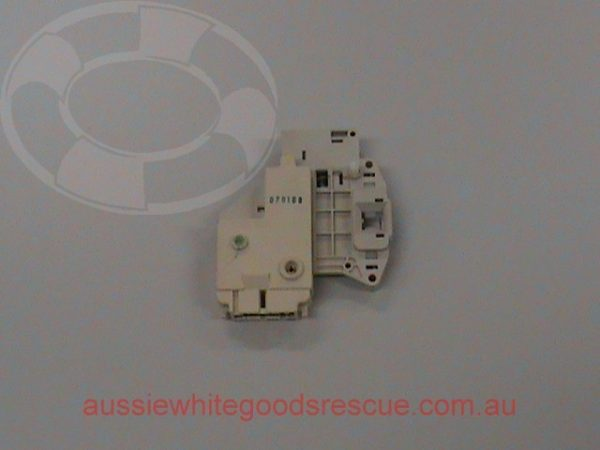 DOOR LATCH AND SWITCH ASSEMBLY (WHITE PIN)